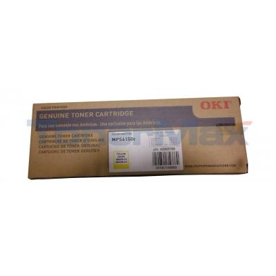 OKIDATA MPS6150C TONER YELLOW